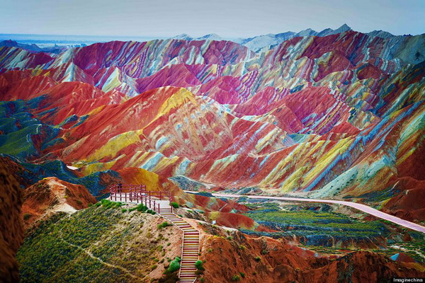 REMEK DELO PRIRODE - Dugine planine u Kini