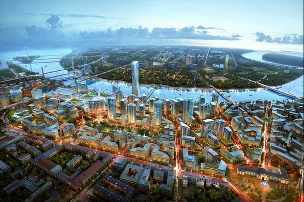 Predstavljen Plan Za Beograd Na Vodi Lux Life Luksuzni Portal