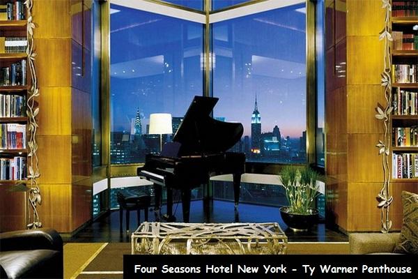 10 NAJLUKSUZNIJIH HOTELSKIH APARTMANA