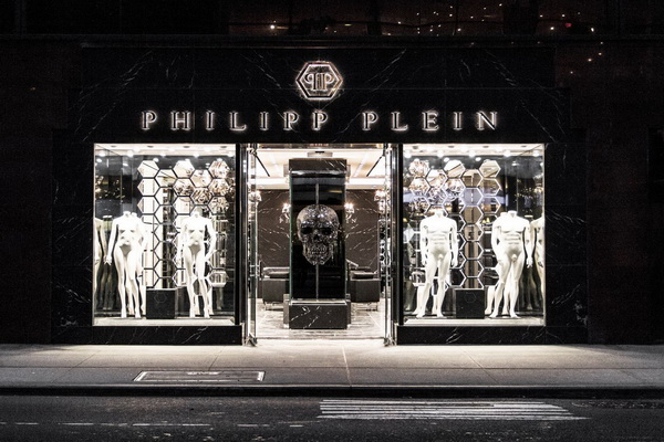 PHILIPP PLEIN - novi butik na Menhetnu