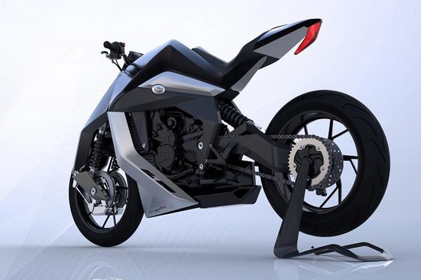FELINE ONE – MOTOR IZ BUDUĆNOSTI
