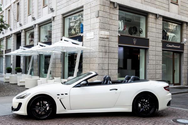 Casa Maserati - novi pop-up butik u Milanu