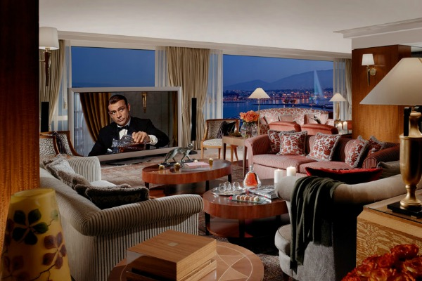 NAJSKUPLJI HOTELSKI APARTMANI U EVROPI