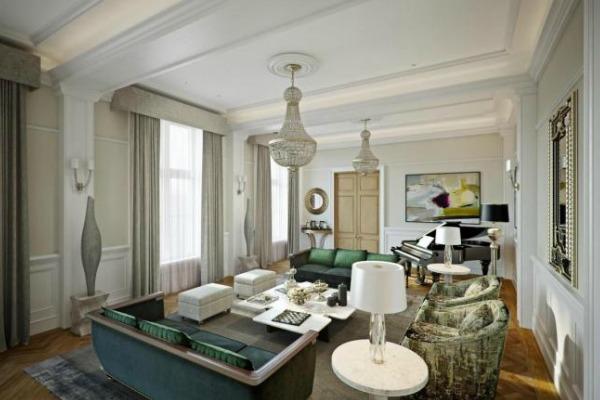 Luksuzni stanovi u nekadašnjem sedištu Titanika