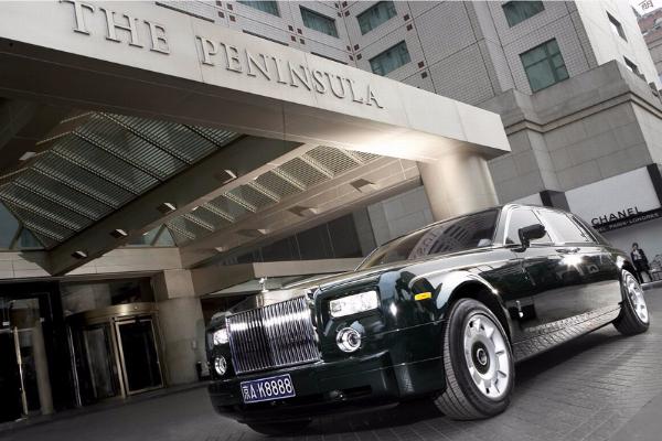 Peninsula hotel u Pekingu dobija novi izgled