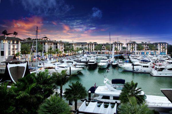 Royal Phuket Marina na prodaju