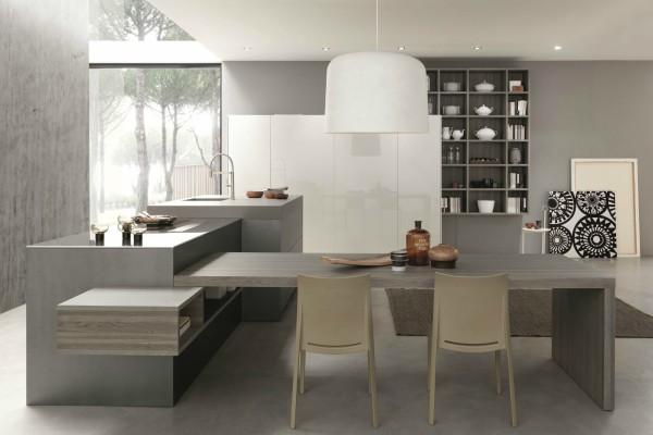 Segno – kuhinja za otvoreni prostor