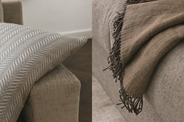 Borgonuovo sofa kao savršen dodatak prostoru