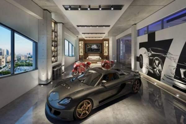 Luksuzni stanovi samo za automobile