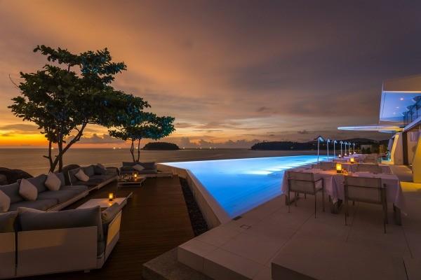 KATA ROCKS - Luksuzna oaza na Puketu