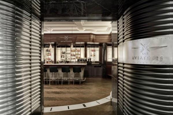 IWC Schaffhausen butik/bar u Ženevi