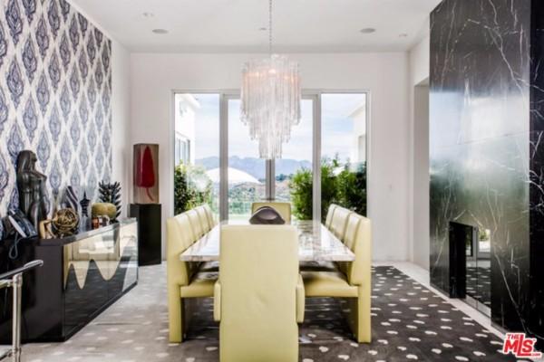 Gven Stefani prodaje vilu na Beverli Hilsu