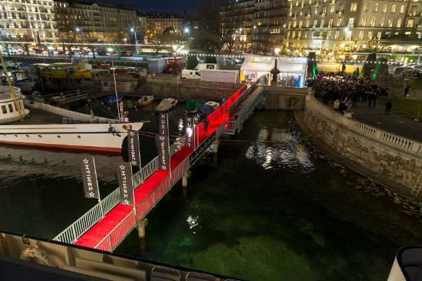 Otvoren prestižni sajam satova u Ženevi