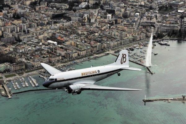 Breitling Navitimer DC-3 hronograf - oda starom vremenu