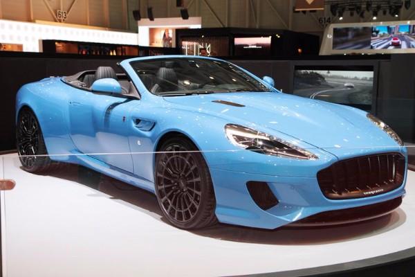 Počinje sajam automobila u Ženevi