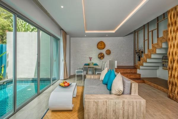 Vila Sonata - skriveni dragulj na Puketu