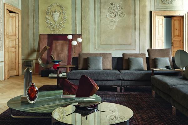 TAY sofa za dnevni boravak sa ličnim pečatom