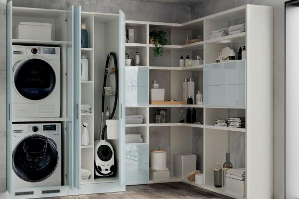 Inovativne Scavolini kompozicije za kupatilo