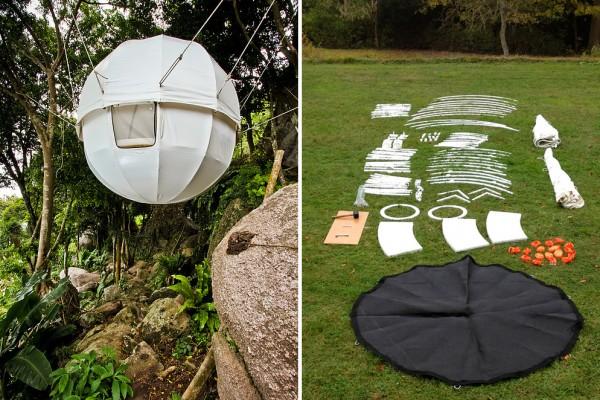 Cocoon Tree - novi način glamuroznog kampovanja