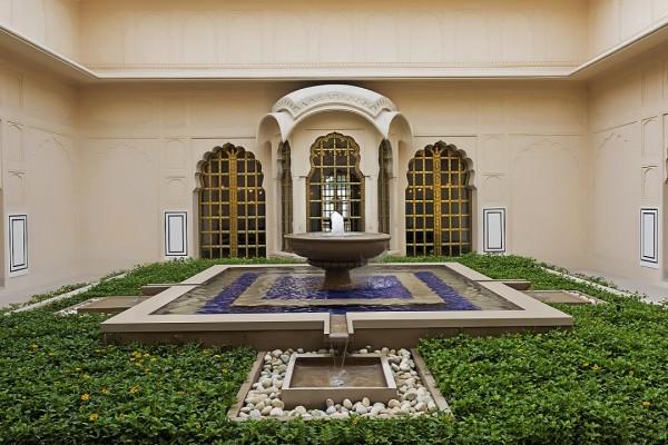 Tradicionalni luksuz indijskog spa centra