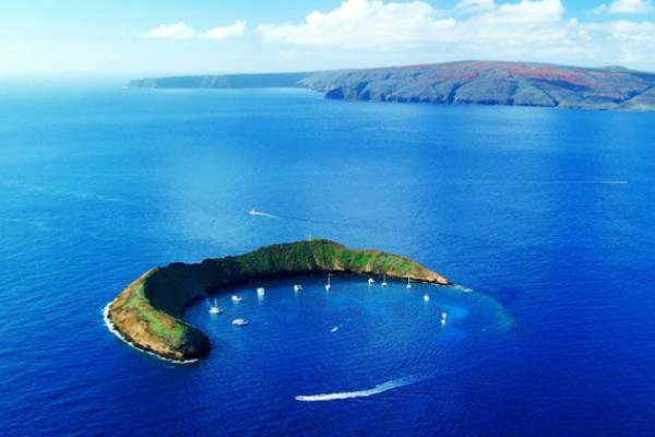 Idemo na ronjenje oko Molokini kratera