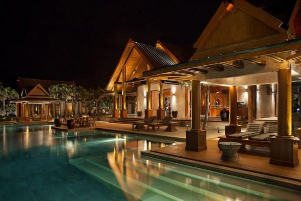 Nandana imanje nudi luksuz na Bahamima