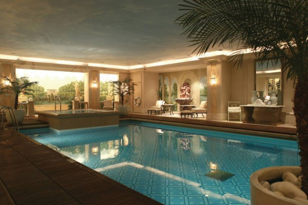 Neverovatni luksuz novog pariskog spa centra