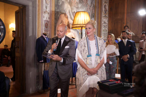 SALON OF EXCELLENCE by DeGorsi at PITTI UOMO