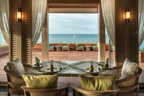 Delić raja krije se u Cape Fahn hotelu