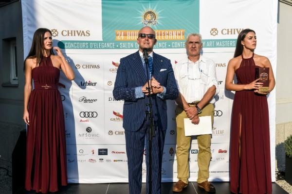 Završeno 8. izdanje spektakla -  CHIVAS 24 SATA ELEGANCIJE by AUDI
