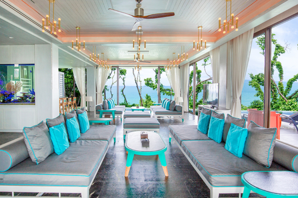Enterijer nedelje:  Villa X23 u Puketu