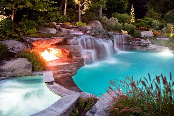 Vikend inspiracija - 30 tropskih bazena