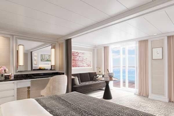 Uživajte u krstarenju oko sveta na krevetu od 200.000 dolara