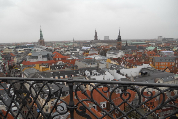 Lepotica severa - Kopenhagen