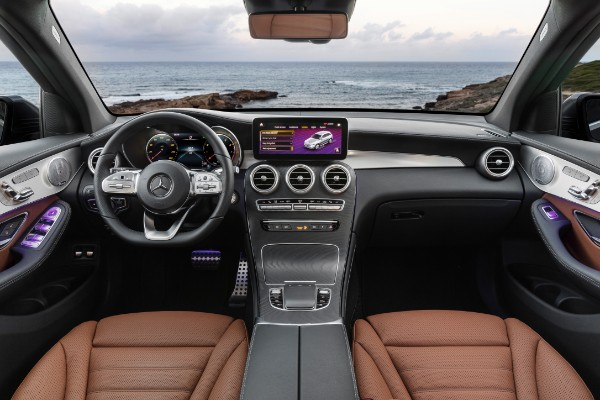 Nova generacija Mercedes-Benz GLC