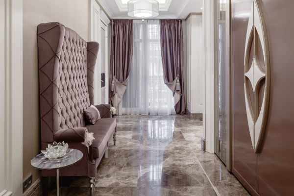 Renoviranje luksuzne vile u Nici