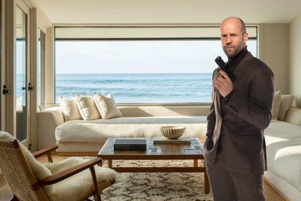 Džejson Stejtam prodaje svoju vilu u Malibuu