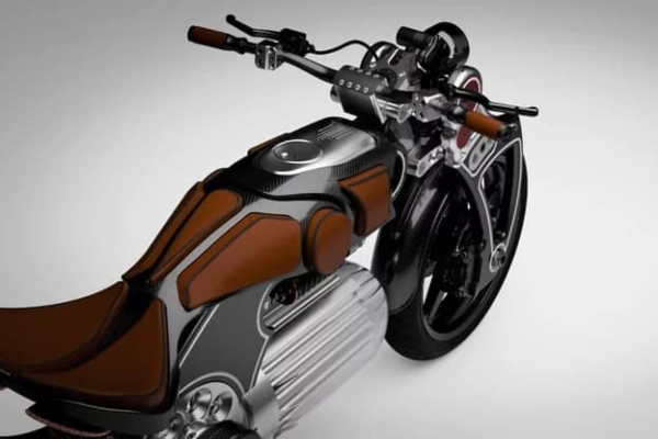 Hades - interesantni motor Curtiss Motorcycles brenda
