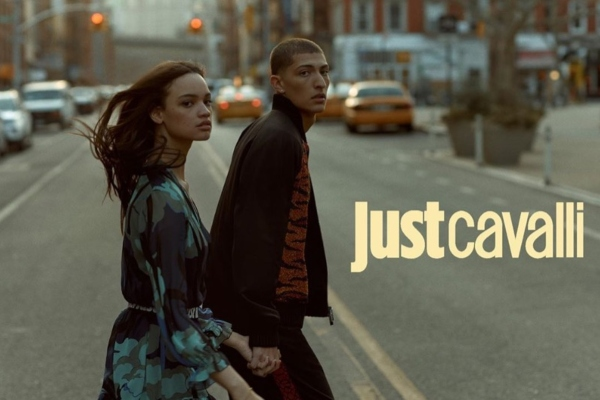 Buntovnička Just Cavalli jesen/zima 2019 kampanja