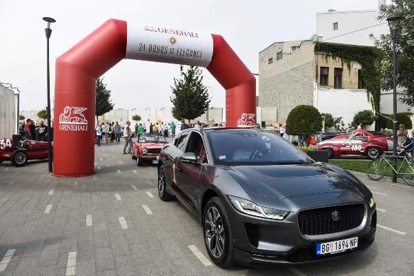 Spektakl GENERALI 24 sata ELEGANCIJE 2019 by Jaguar oduševio Beograđane