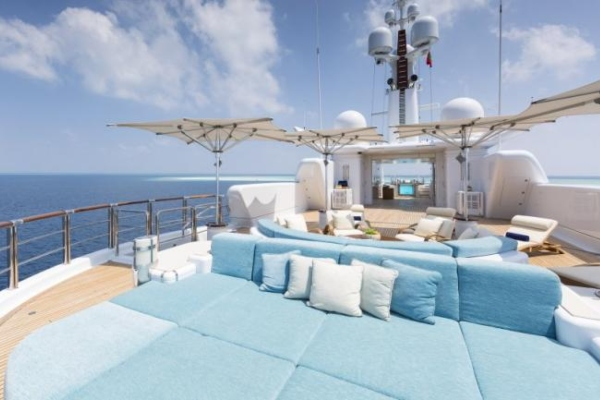 Otkrijte Maldive krstareći novom Nirvana jahtom