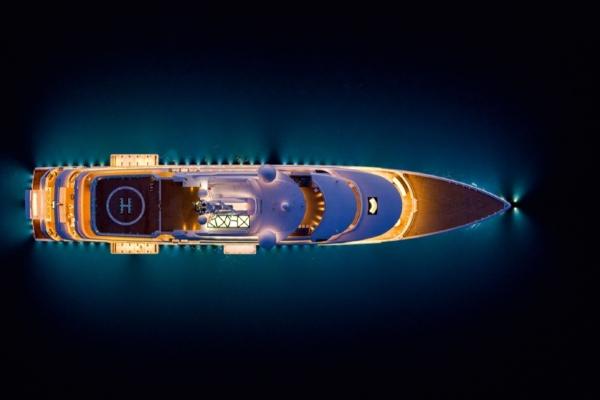 Veličanstvena nova Benetti gigajahta – Luminosity