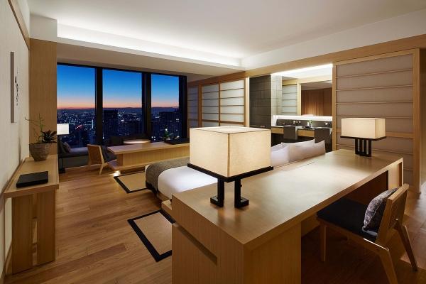 Spa centar nedelje: Aman Spa Tokyo