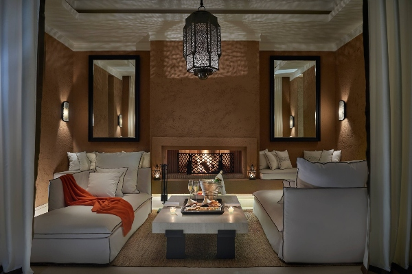 Novi luksuz Mandarin Oriental, Marrakech hotela