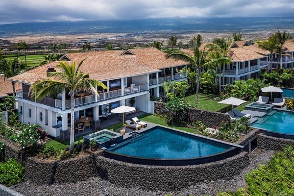 Rajski život na Havajima