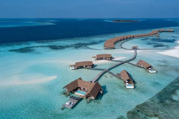 Apartman nedelje: Dhoni Loft Water Villa na Maldivima