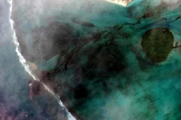 Oskrnavljeni raj: rajsko ostrvo uništeno naftom