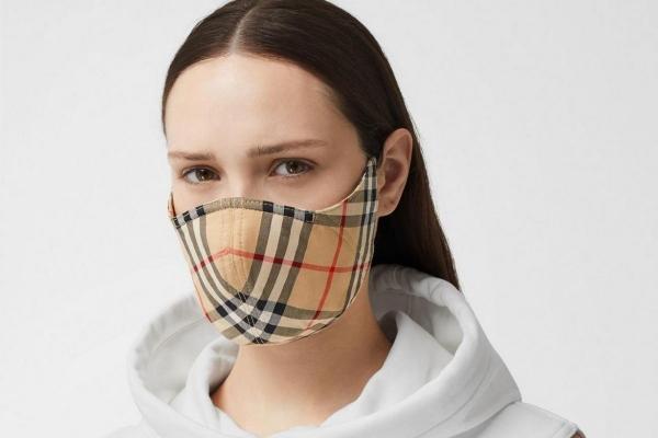 Must have aksesoar budućnosti - Burberry lansira zaštitne maske