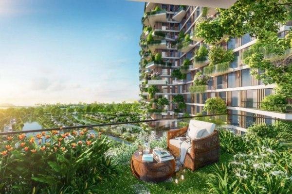 Da li biste živeli u vertikalnoj šumi