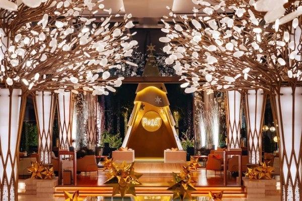 Piaget i Mandarin Oriental predstavljaju najdekadentniju jelku sezone
